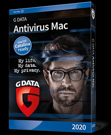 G DATA ANTIVIRUS ДЛЯ MAC OS